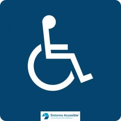 SIA. Símbolo Internacional de la Accesibilidad | www.entornoaccesible.es