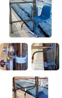 Elevador hidráulico acuático ACCESS C-1