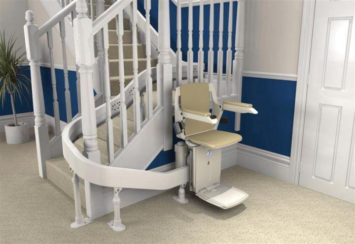 silla salvaescaleras atalaya entorno accesible