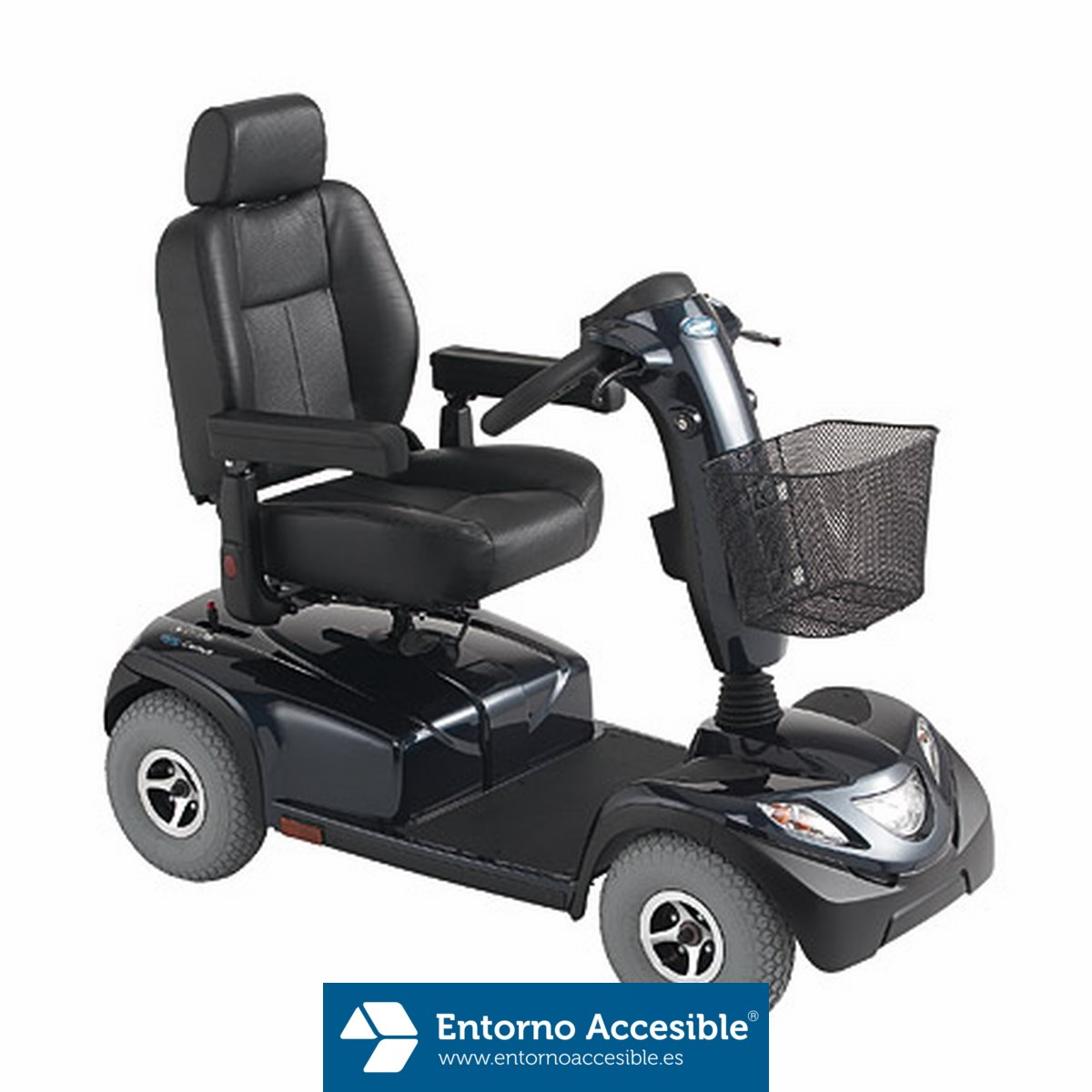 Scooter Invacare Comet Heavy Duty