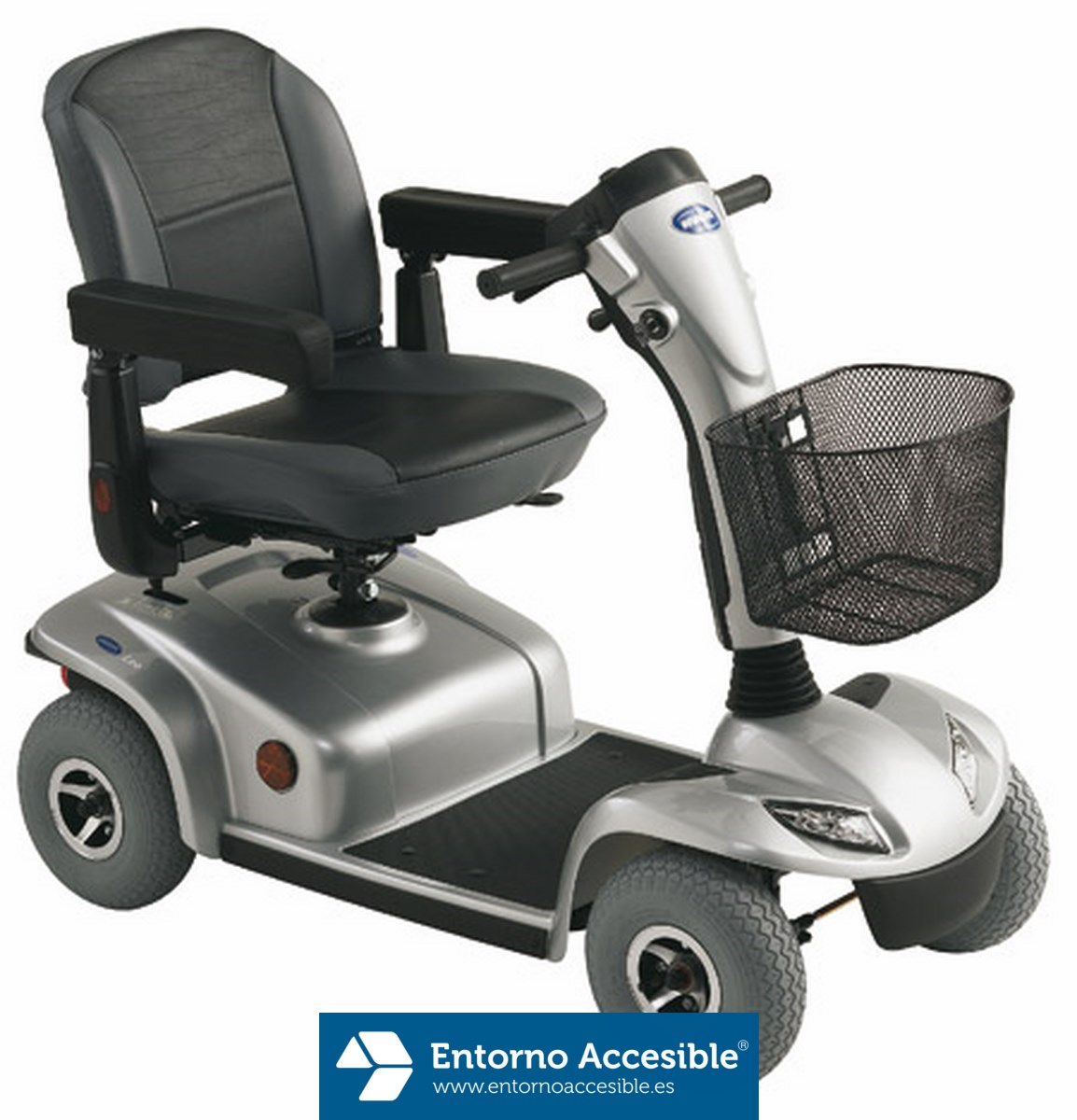 Scooter Invacare Leo. 4 ruedas