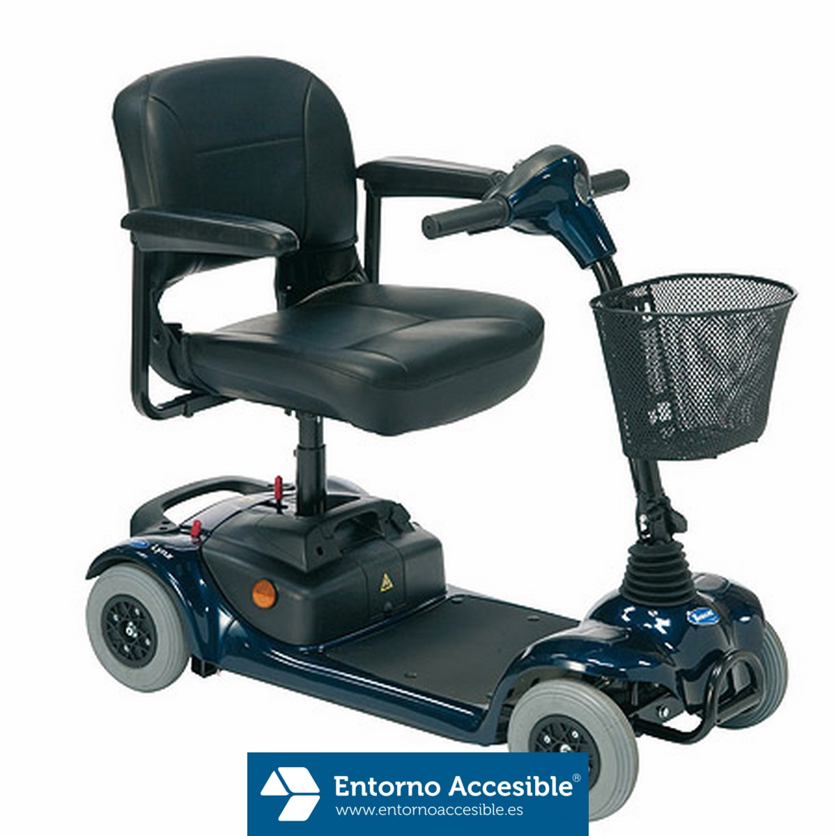 Scooter Invacare Lynx