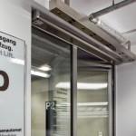 Automatización de puertas