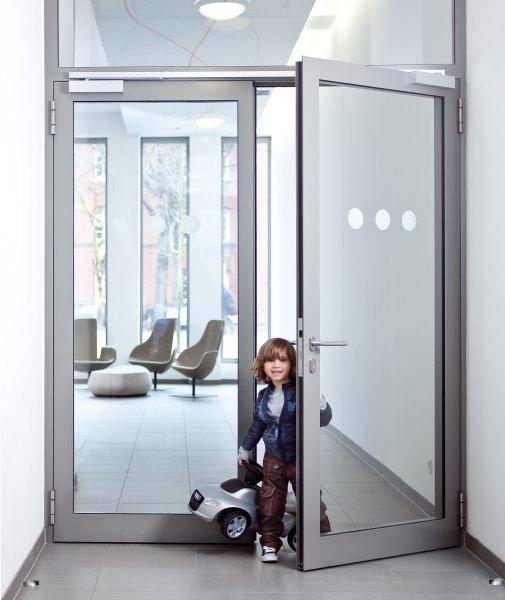 Automatizaciu00f3n de puertas : ENTORNO ACCESIBLEu00ae : Accesibilidad ...