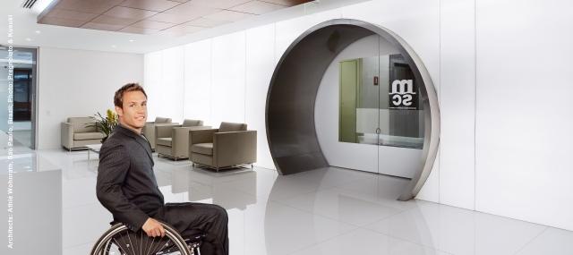 Accesibilidad en Edificios | www.entornoaccesible.es