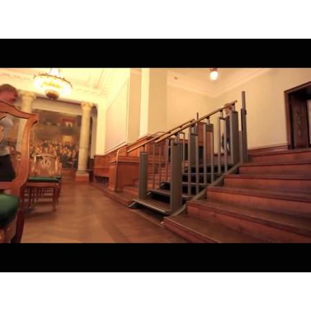 Escalera convertible flexstep entorno accesible for Silla convertible en escalera
