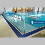 Rampa piscina