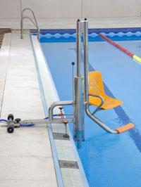 Elevadores para piscinas ACCESS