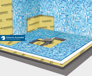 Plato de ducha de obra entorno accesible - Como hacer una ducha de obra ...