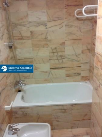Cambio de ba era por ducha entorno accesible granada - Sustituir banera por ducha ...