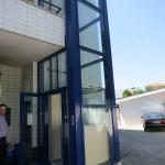 Elevador vertical URKO