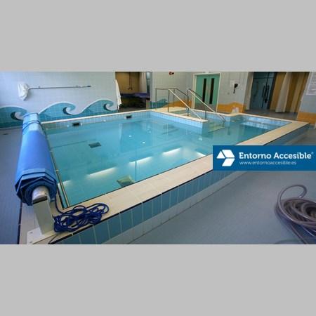 Piscinas terapéuticas | ENTORNO ACCESIBLE® | Hidroterapia, Piscina ...
