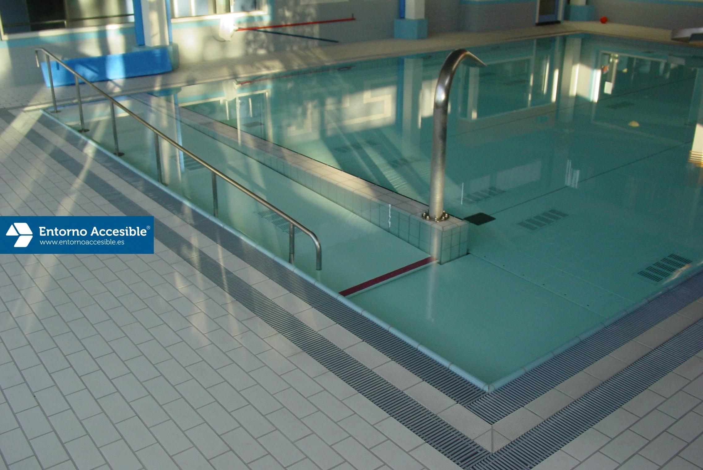 fondo m vil para piscinas de hidroterapia entorno
